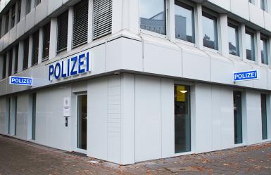 Polizeiwache Mitte - Ratinger Tor