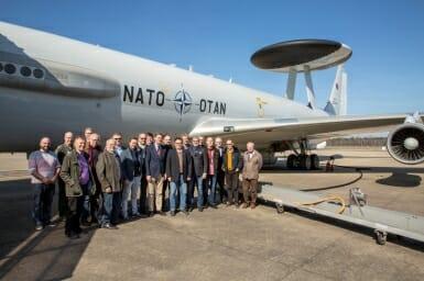 Besuch Nato_Geilenkirchen_2019