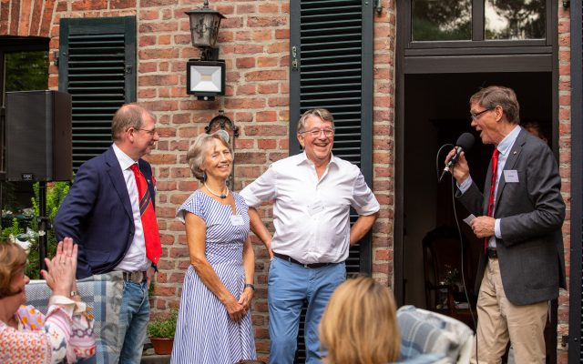 TG Reserve - Grillfest bei Hanno Paas - 21.08.2021
